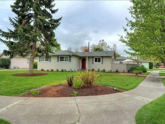 2103 Parkwood Way, San Jose, CA 95125