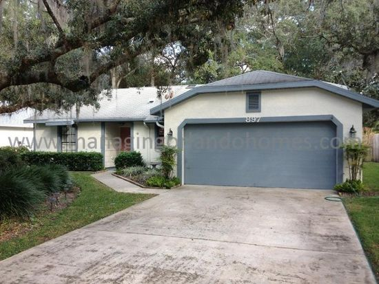 897 W Timberland Trl, Altamonte Springs, FL 32714