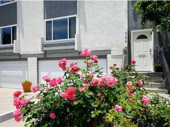 786 Opal St, San Diego, CA 92109