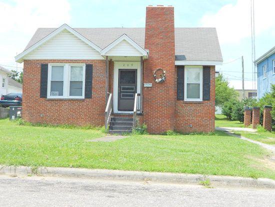 209 Washington St, Roanoke Rapids, NC 27870