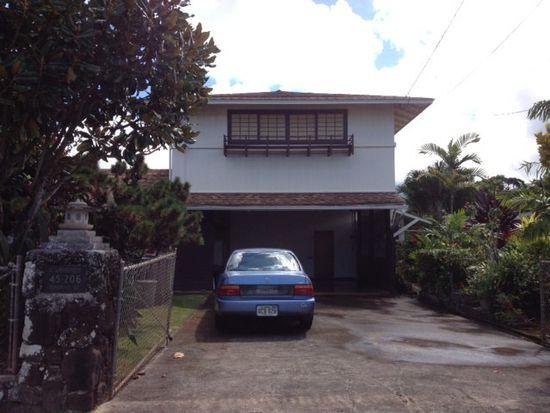 45-206 Makahio St, Kaneohe, HI 96744