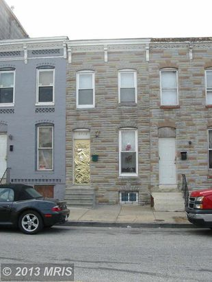 1728 N Calhoun St, Baltimore, MD 21217
