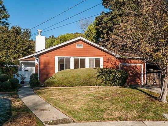 1261 Alden Ct, Belmont, CA 94002