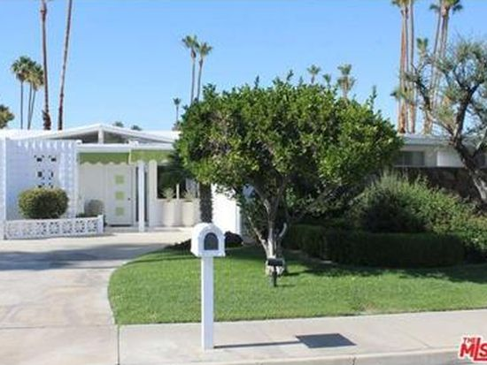 476 E Avenida Granada, Palm Springs, CA 92264