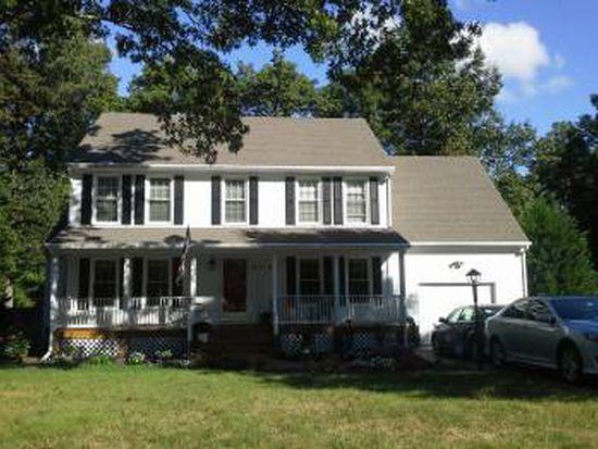 4674 Rollingwood Ln, Glen Allen, VA 23060