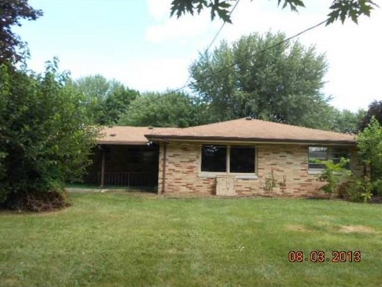 5131 Pearl St, Anderson, IN 46013
