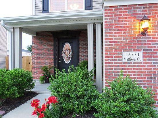 12731 Mattison Ct, Evansville, IN 47725