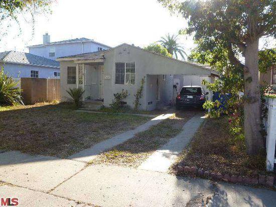 3641 Maplewood Ave, Los Angeles, CA 90066
