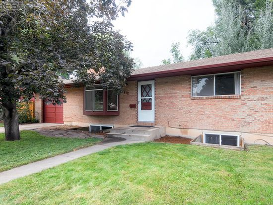 512 Tulane Dr, Fort Collins, CO 80525