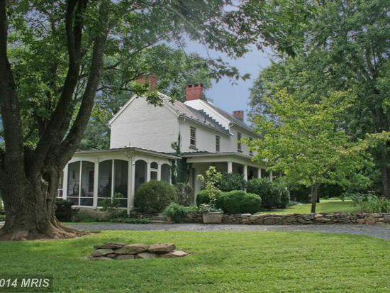 19606 Telegraph Springs Rd, Purcellville, VA 20132
