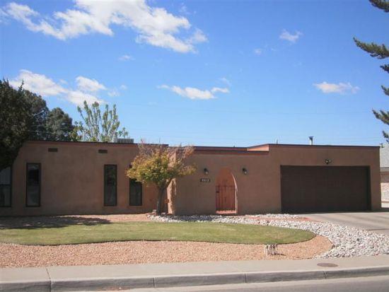 9812 Pitt Pl NE, Albuquerque, NM 87111