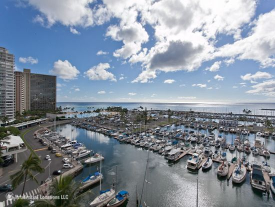 1765 Ala Moana Blvd APT 1094, Honolulu, HI 96815