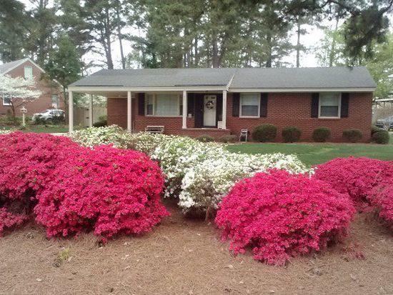 611 Hawthorne Ln W, Wilson, NC 27893