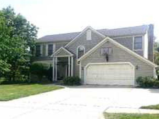 4661 Cutwater Ln, Hilliard, OH 43026