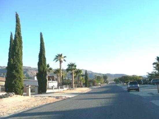 72659 Granite Ave, Twentynine Palms, CA 92277
