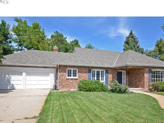 1204 Parkwood Dr, Fort Collins, CO 80525