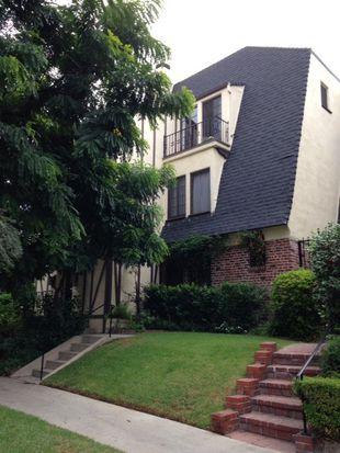 1156 N Curson Ave, West Hollywood, CA 90046