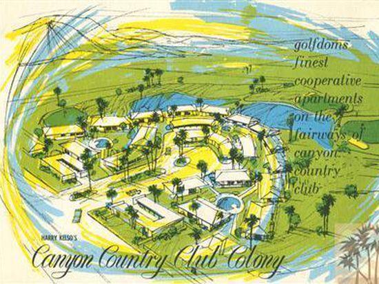 2220 S Calle Palo Fierro UNIT 24, Palm Springs, CA 92264
