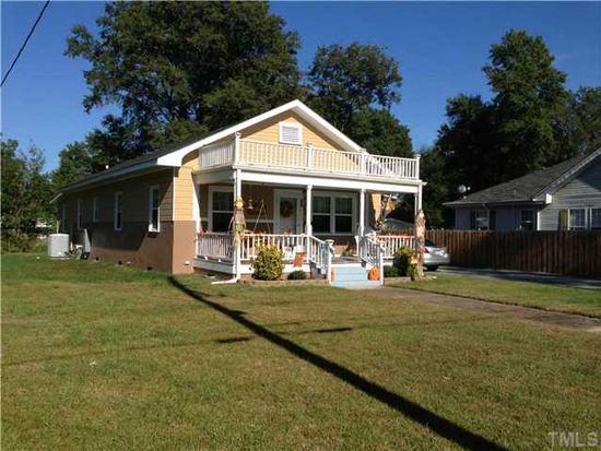406 W Waddell St, Selma, NC 27576