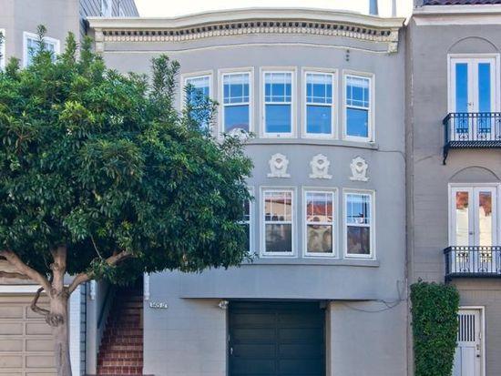 415 Divisadero St, San Francisco, CA 94117