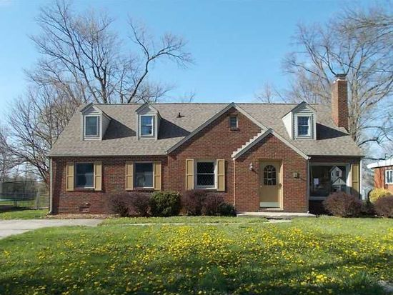 1118 North Dr, Anderson, IN 46011