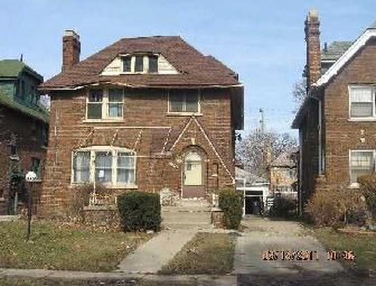 4268 Sturtevant St, Detroit, MI 48204