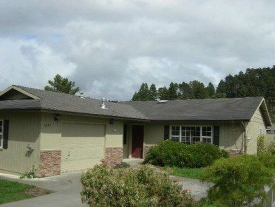 3545 Bartlett Ln, Fortuna, CA 95540