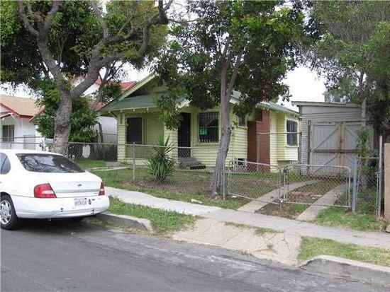 439 Cuyamaca Ave, San Diego, CA 92113