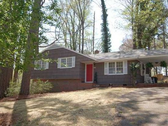 540 Barksdale Dr, Raleigh, NC 27604