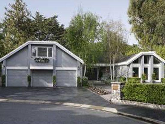 25 Denham Ct, Hillsborough, CA 94010