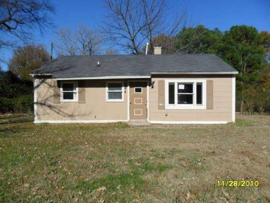 844 Carrolton Ave, Memphis, TN 38127