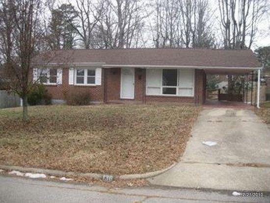 138 Westmore Dr, Danville, VA 24541