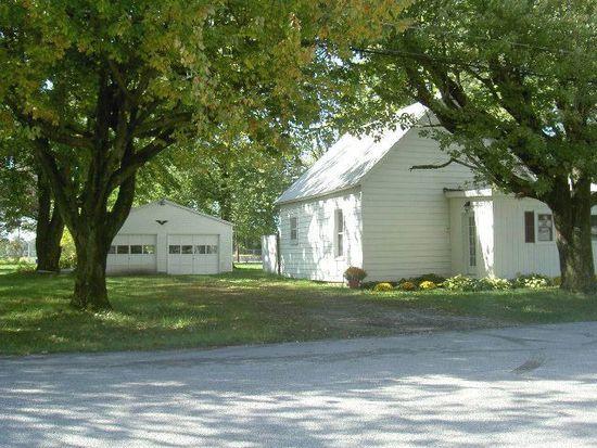 11421 N County Road 200 E, Farmersburg, IN 47850