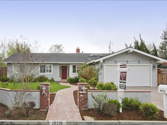 20210 Knollwood Dr, Saratoga, CA 95070