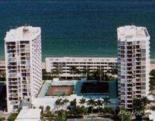 525 N Ocean Blvd APT 1117, Pompano Beach, FL 33062