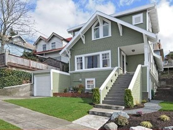 4406 Greenwood Ave N, Seattle, WA 98103