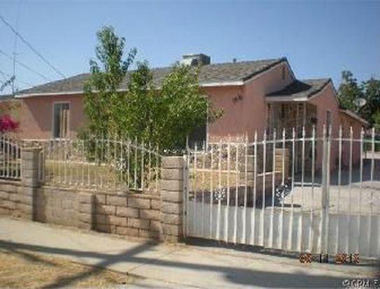 156 E South St, Rialto, CA 92376