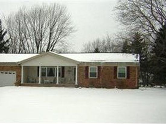 232 Willowbend Dr, Madison, OH 44057