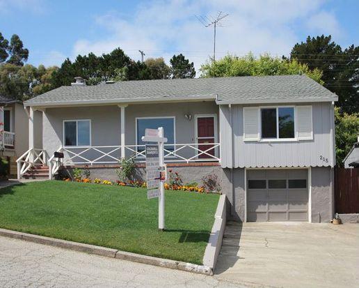 215 La Prenda, Millbrae, CA 94030