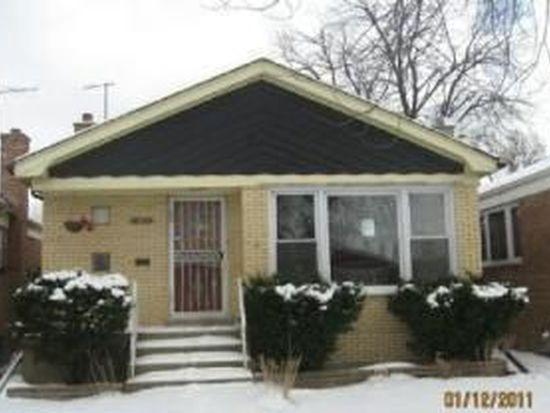 12627 S Justine St, Calumet Park, IL 60827