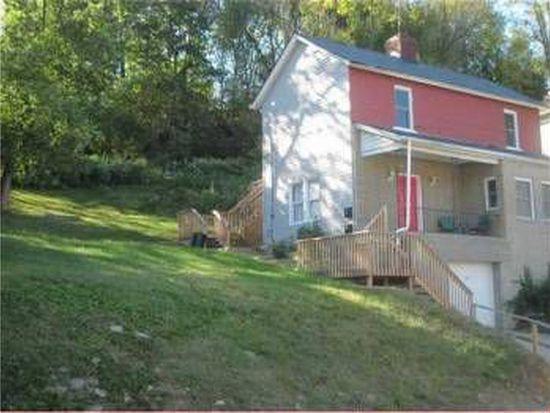 734 Mill St, Bridgeville, PA 15017