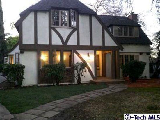 1186 N Marengo Ave, Pasadena, CA 91103