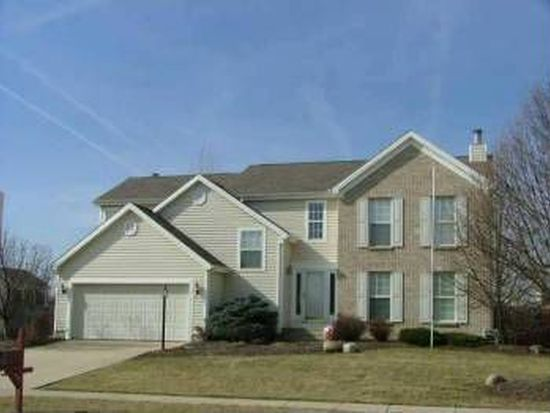 7044 Lake Valley Dr, Westerville, OH 43082