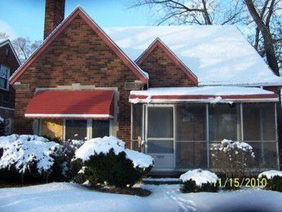 10300 Curtis St, Detroit, MI 48221