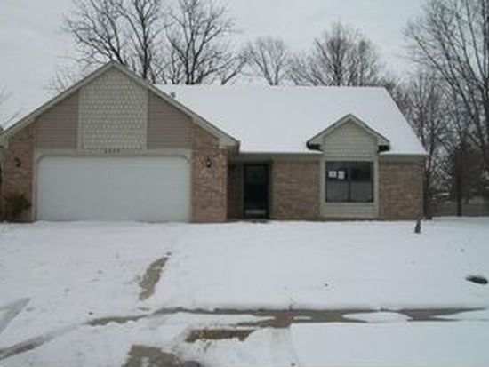 3645 Bearwood Dr, Indianapolis, IN 46235