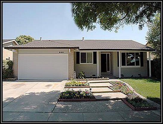362 El Portal Way, San Jose, CA 95123