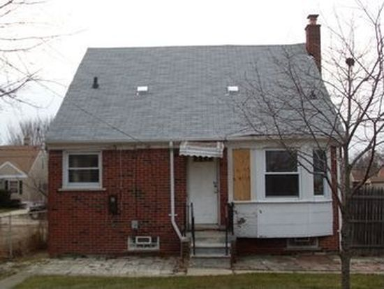 6620 Winthrop St, Detroit, MI 48228