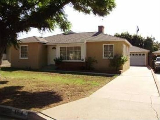 5514 Adele Ave, Whittier, CA 90601