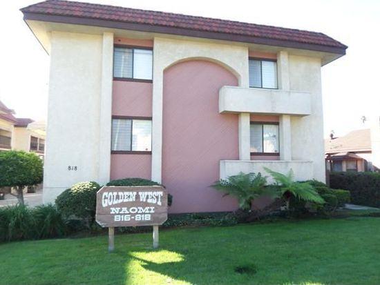 818 W Naomi Ave UNIT 3, Arcadia, CA 91007