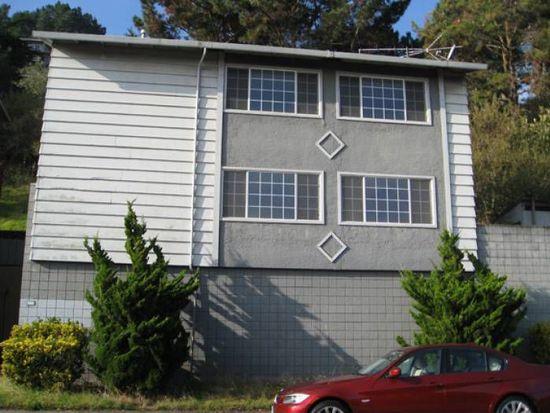 1761 Crestwood Dr, San Bruno, CA 94066